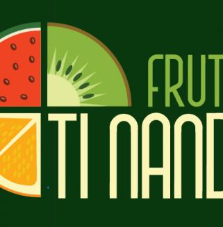 Frutas Ti Nando Decoração de Montra