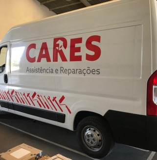 Cares - Decoracao de Frota